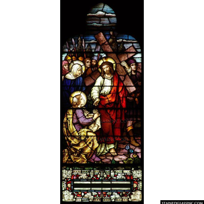 Veronica and Jesus