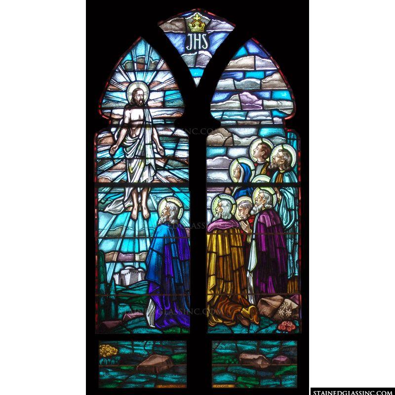 Christ Ascends unto Heaven