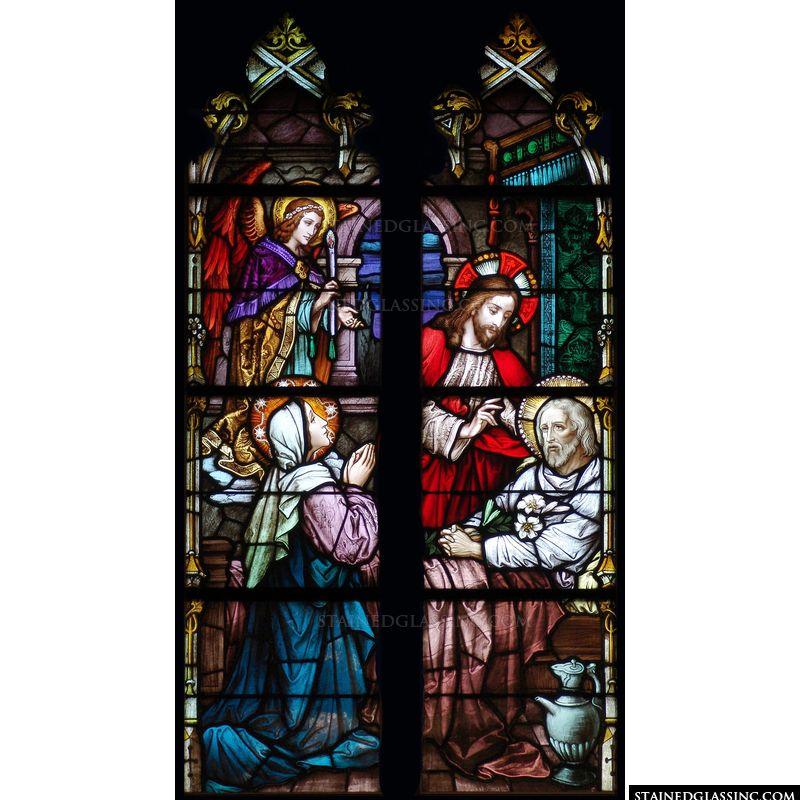Praying for Joseph