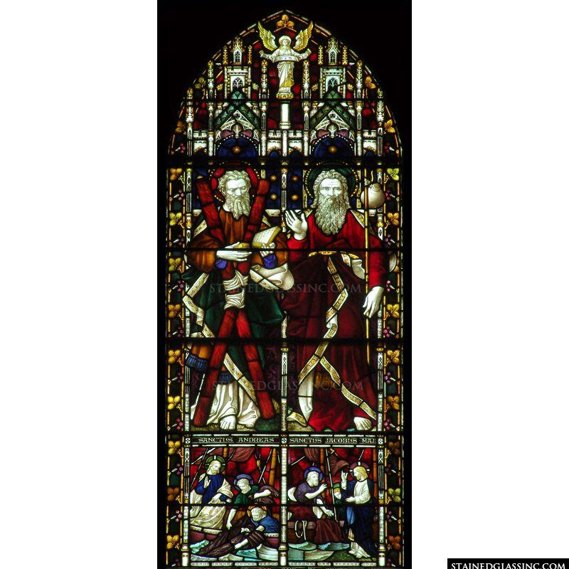Saint Andrew and Saint James