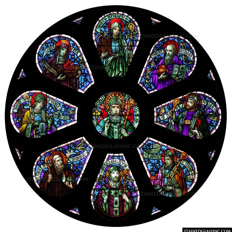 Saint Rose Window