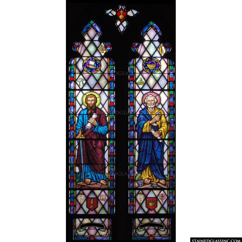 Saint Paul and Saint Peter