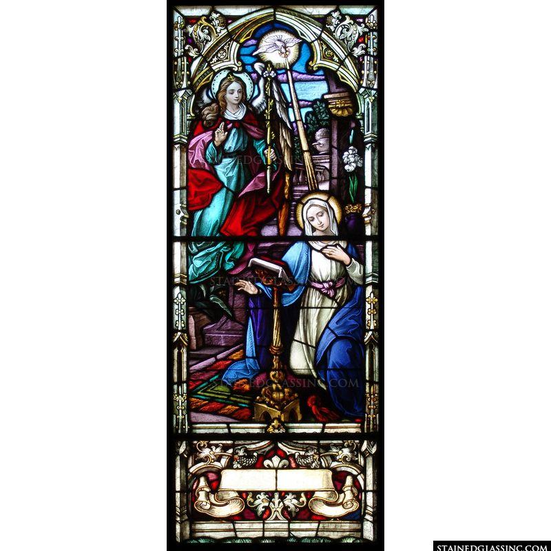 Beautiful Annunciation