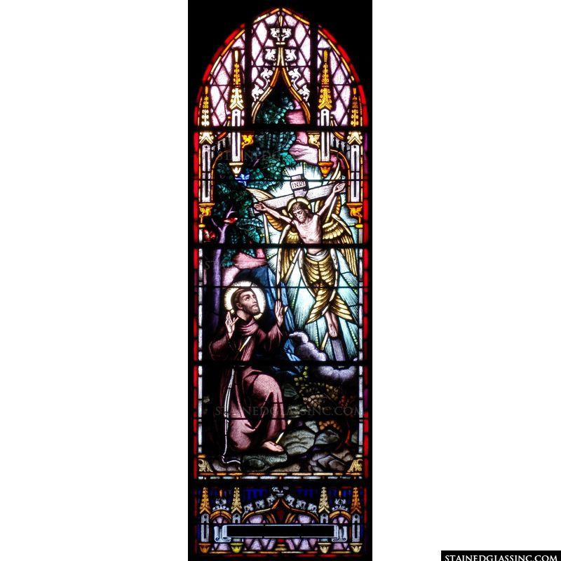 Saint Francis' Vision