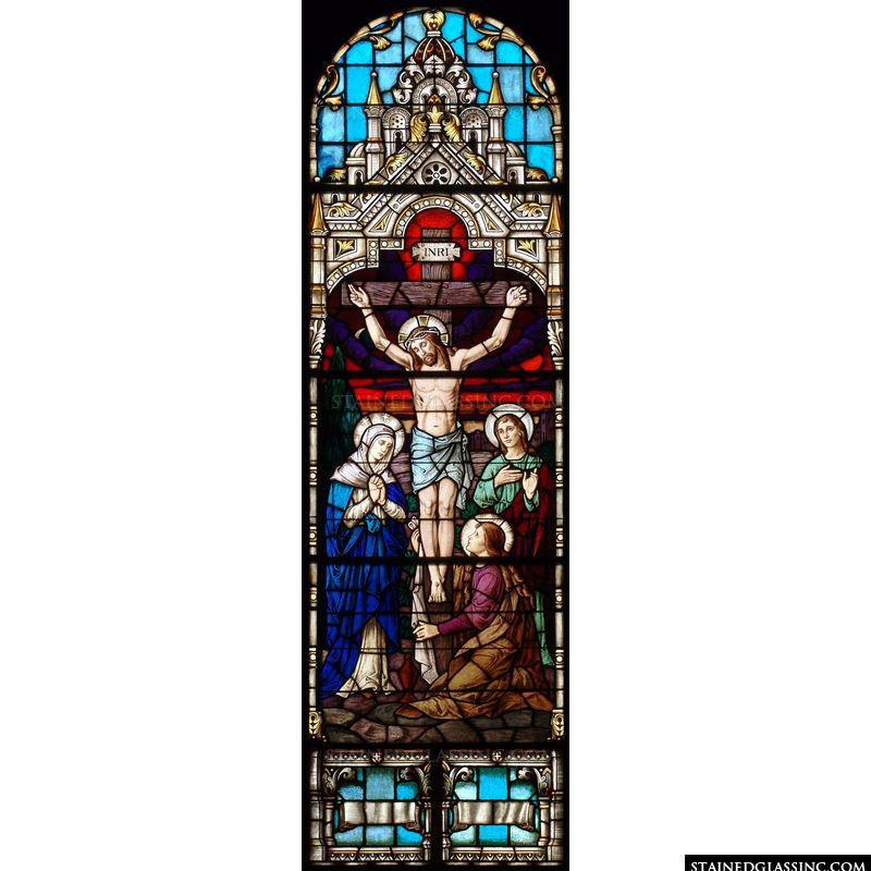 The Savior Crucified