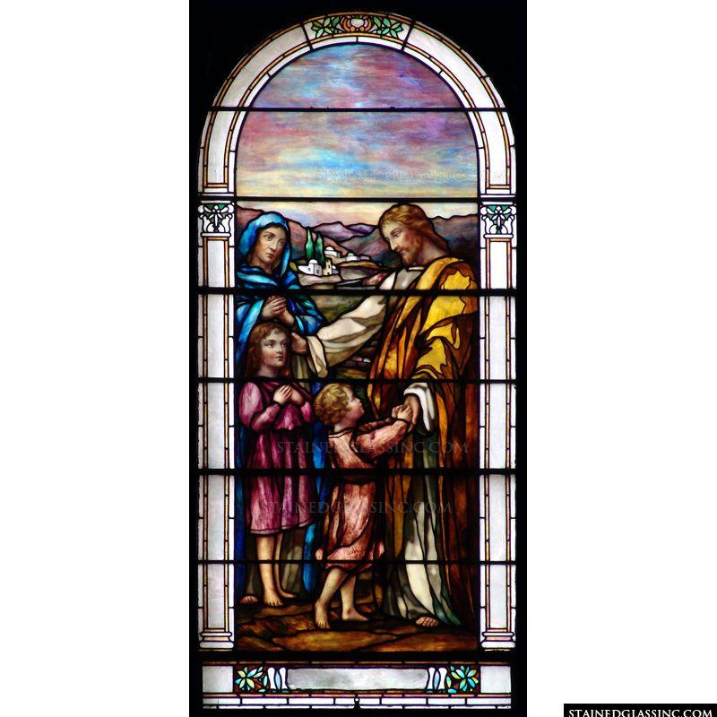 Children come to Christ