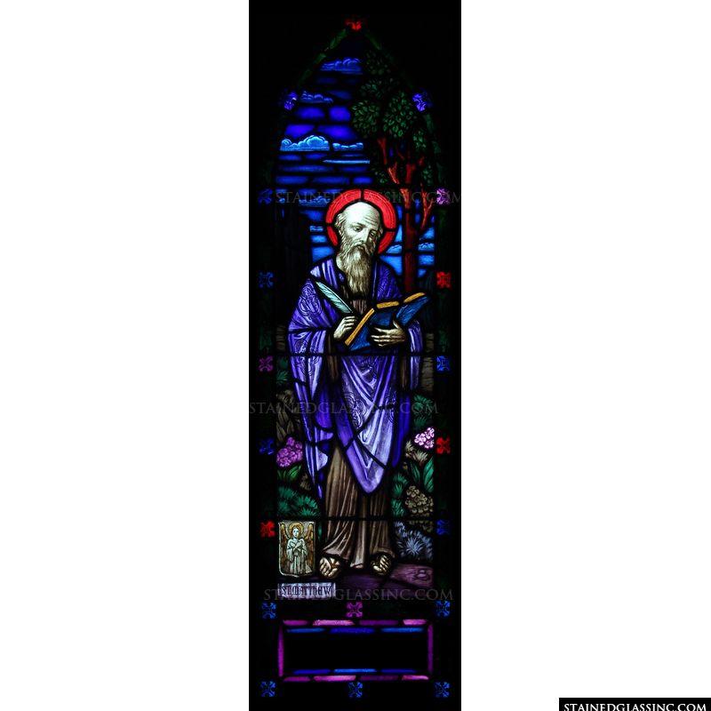 St. Matthew Writes