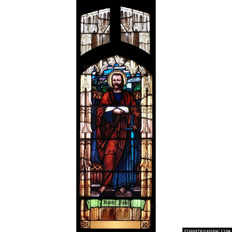 Saint Paul and his Sword