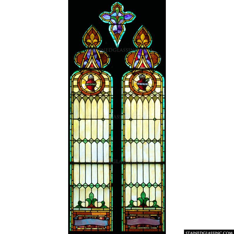 Sacred Heart Window