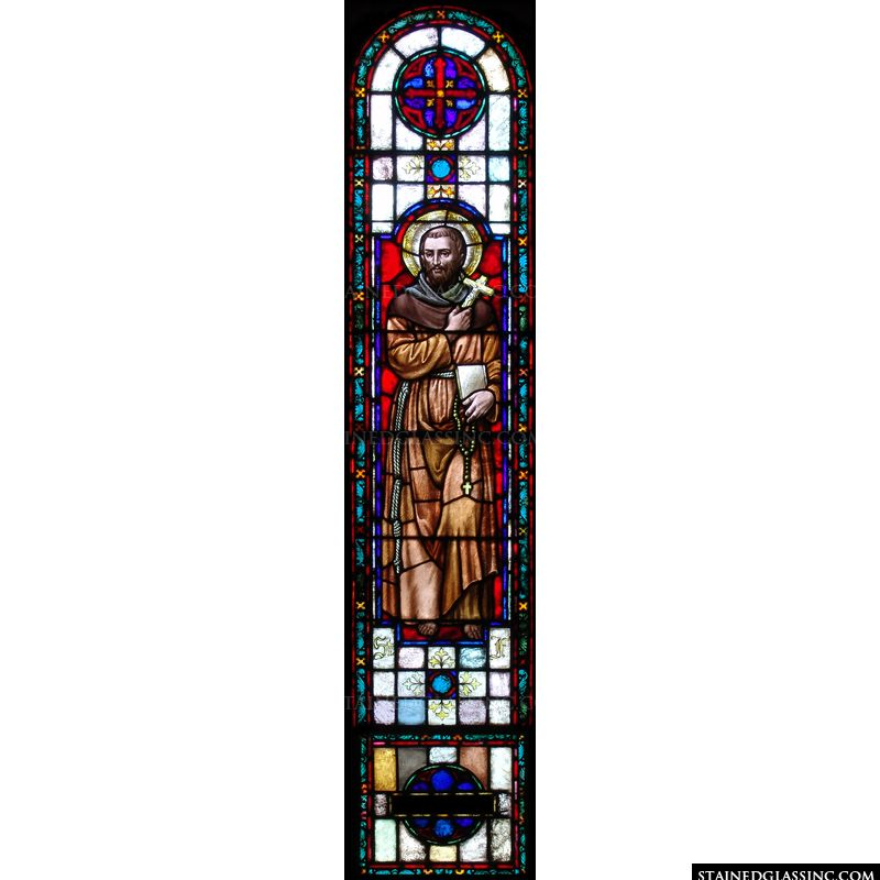 St. Francis with a Crucifix