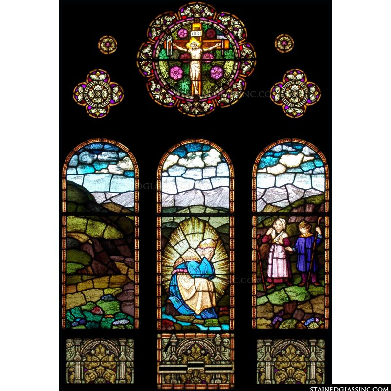 Our Lady of La Salette Panels