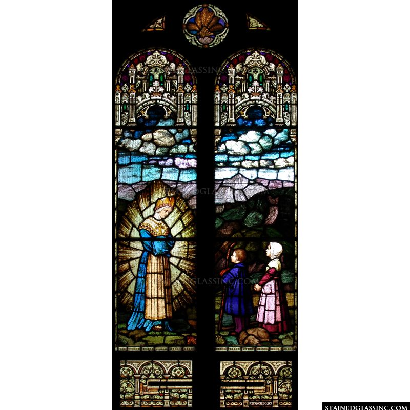 Our Lady of la Salette Gothic