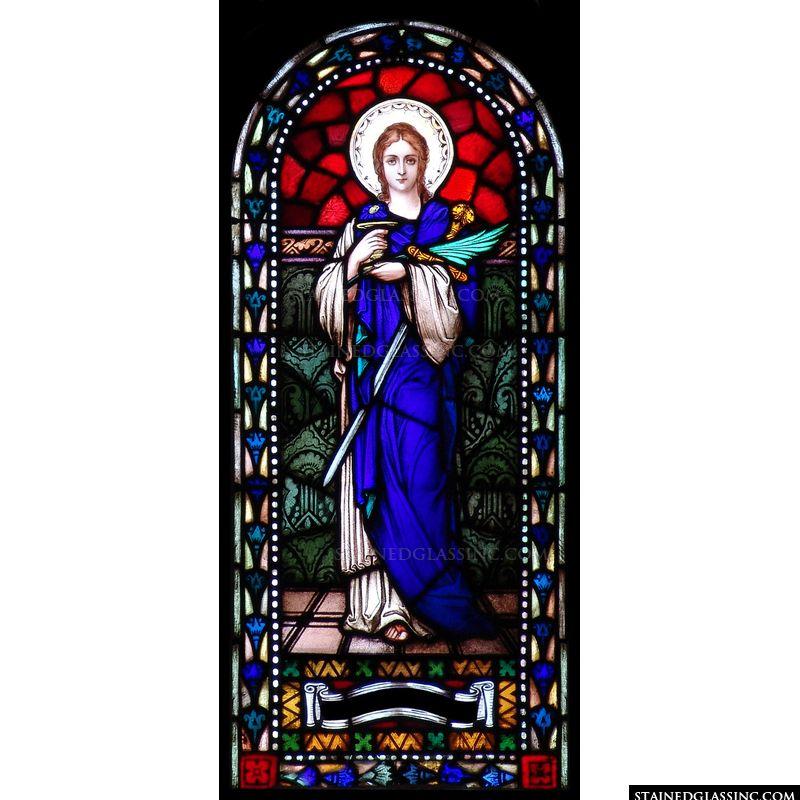 The Fair Saint