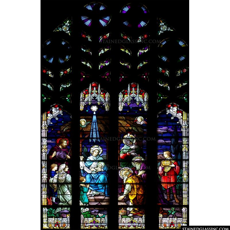 Adoration of Jesus Christ