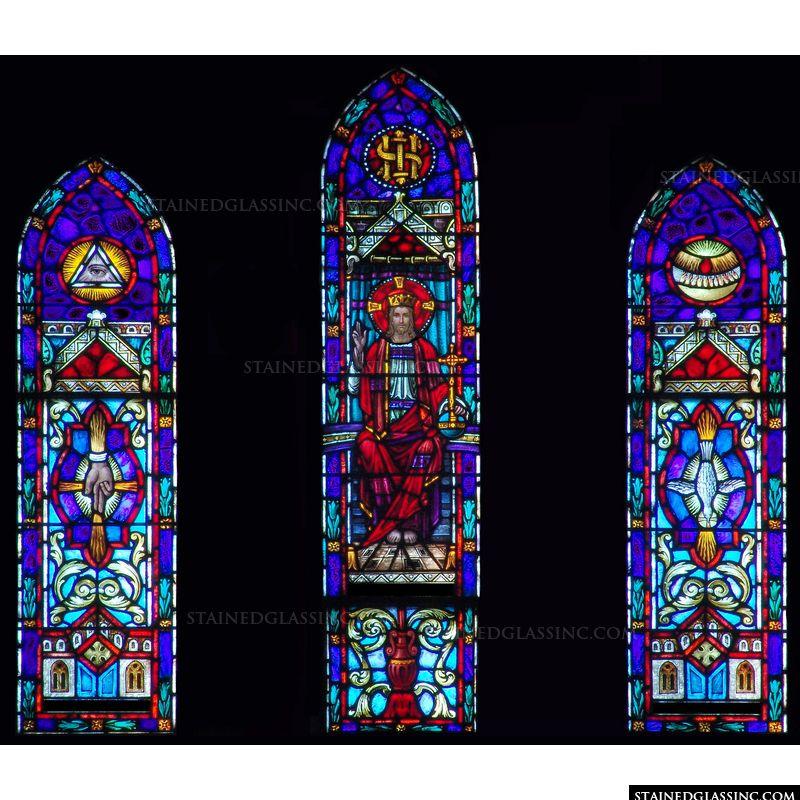 The Savior Enthroned