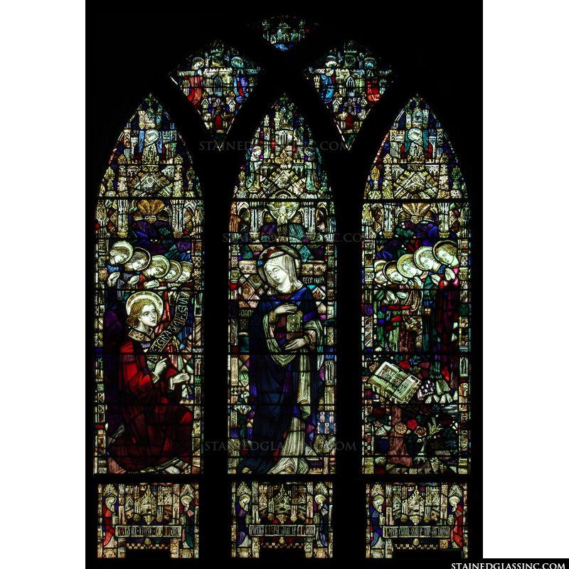 Sacred Annunciation