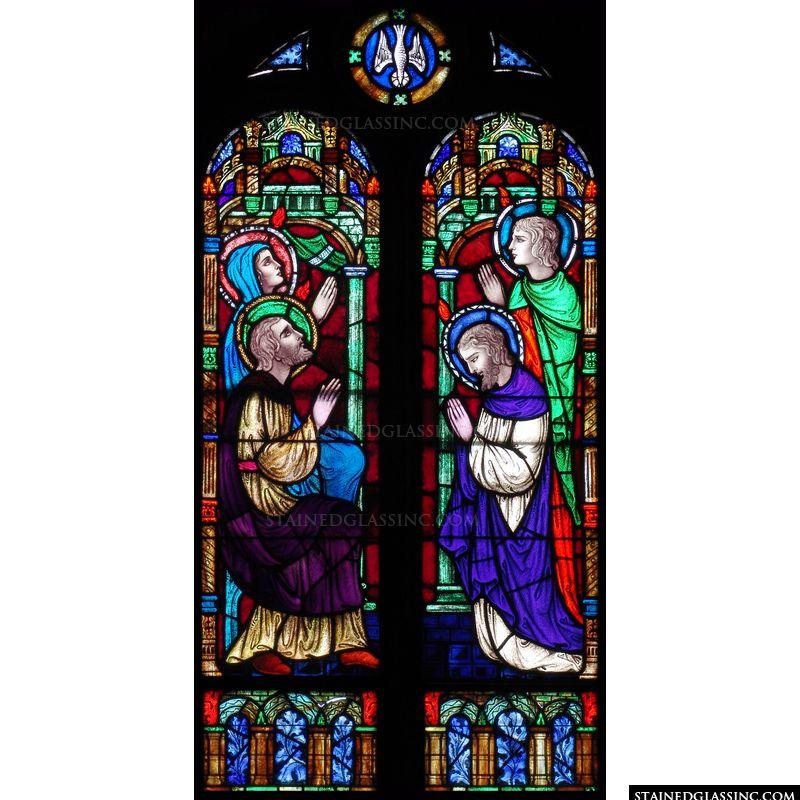 Prayers at Pentecost