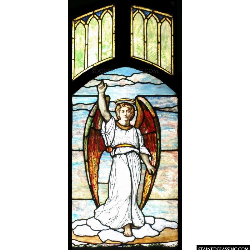 God's Angels Prepare the Way