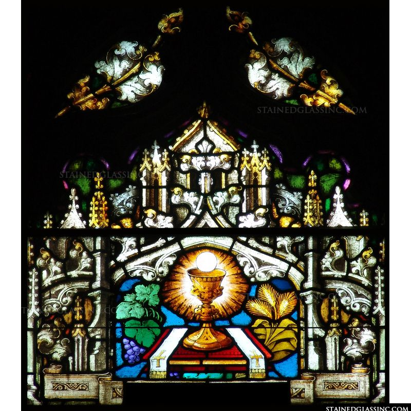 The Chalice of the Holy Spirit