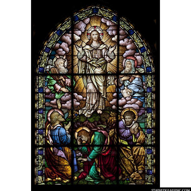 Jesus Christ and the Transfiguration
