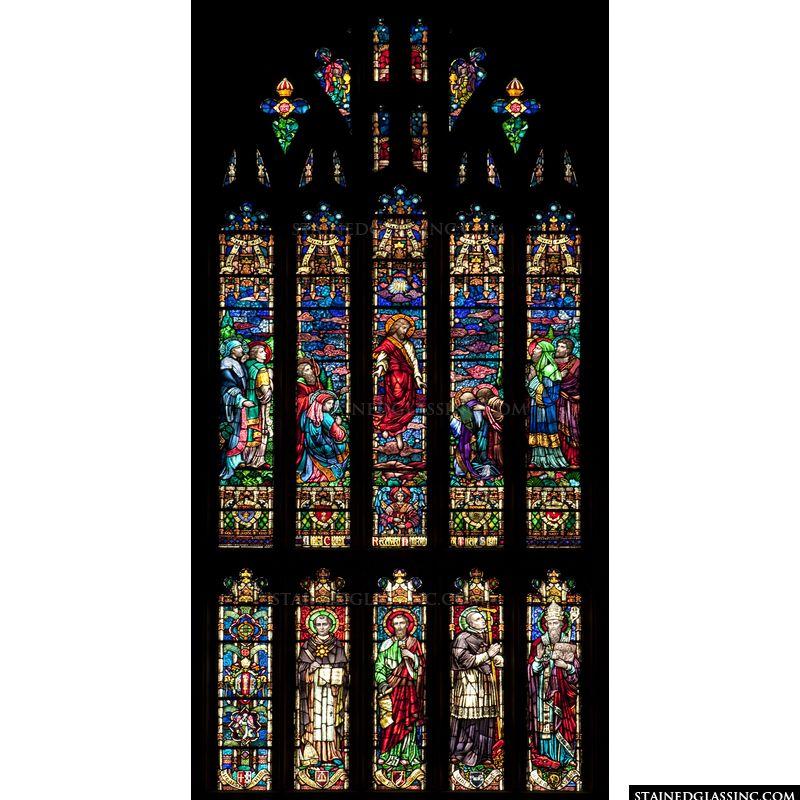 Ascension and Saints