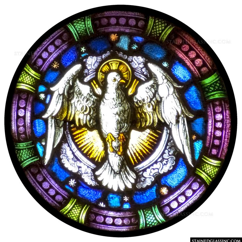 The Dove as God's Holy Spirit