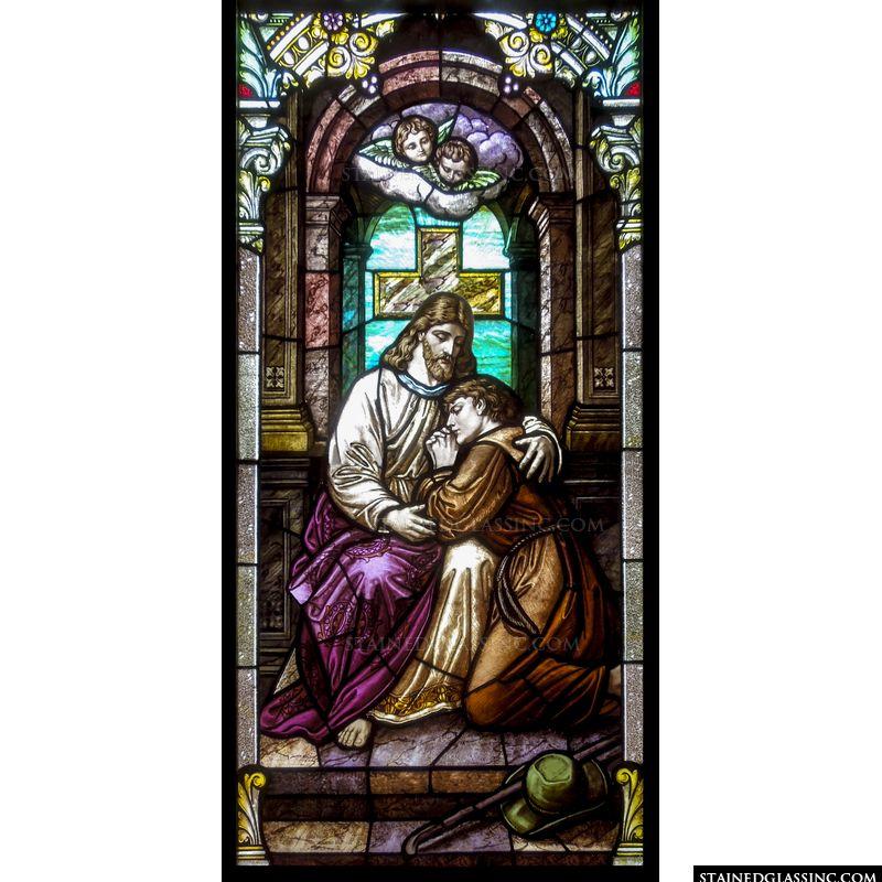 Jesus as Comforter of His Flock