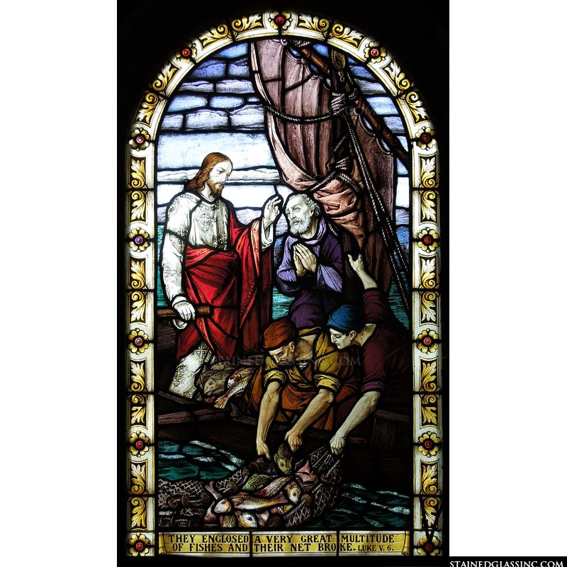 The Call to Saint Andrew