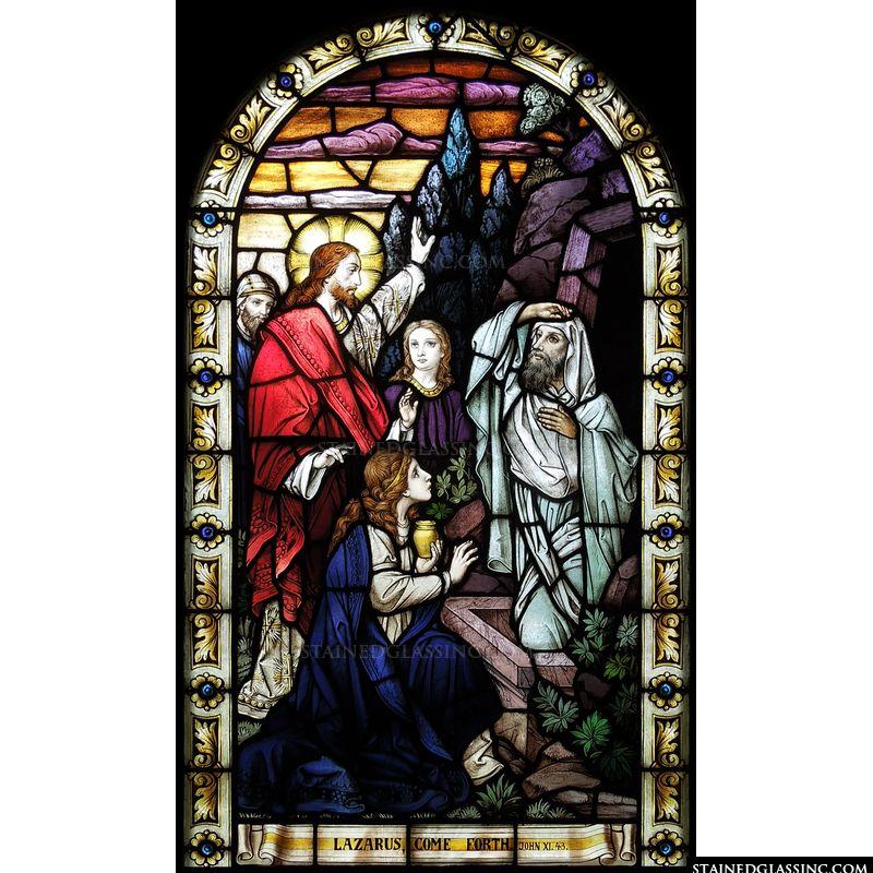 Lazarus' Resurrection
