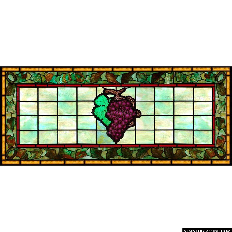 Grapes Transom