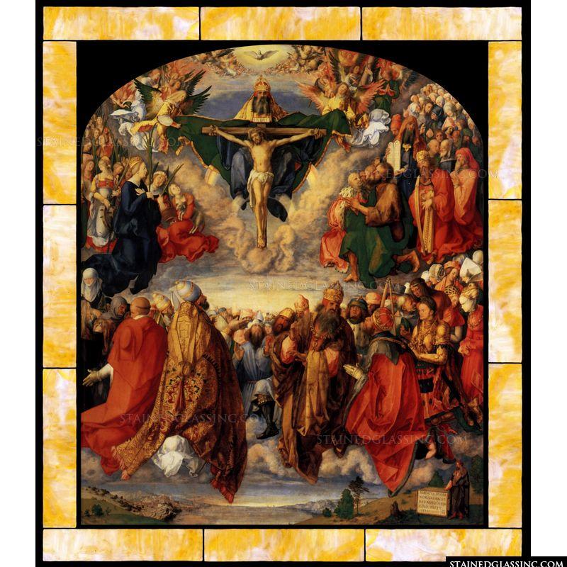 Adoration of the Trinity