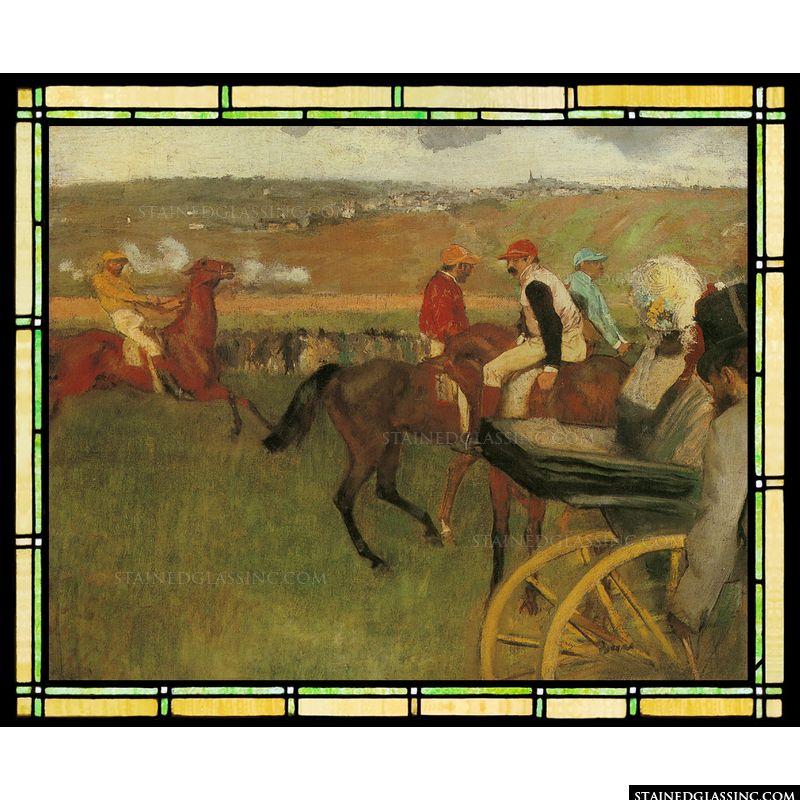 At the Races Gentlemen Jockeys