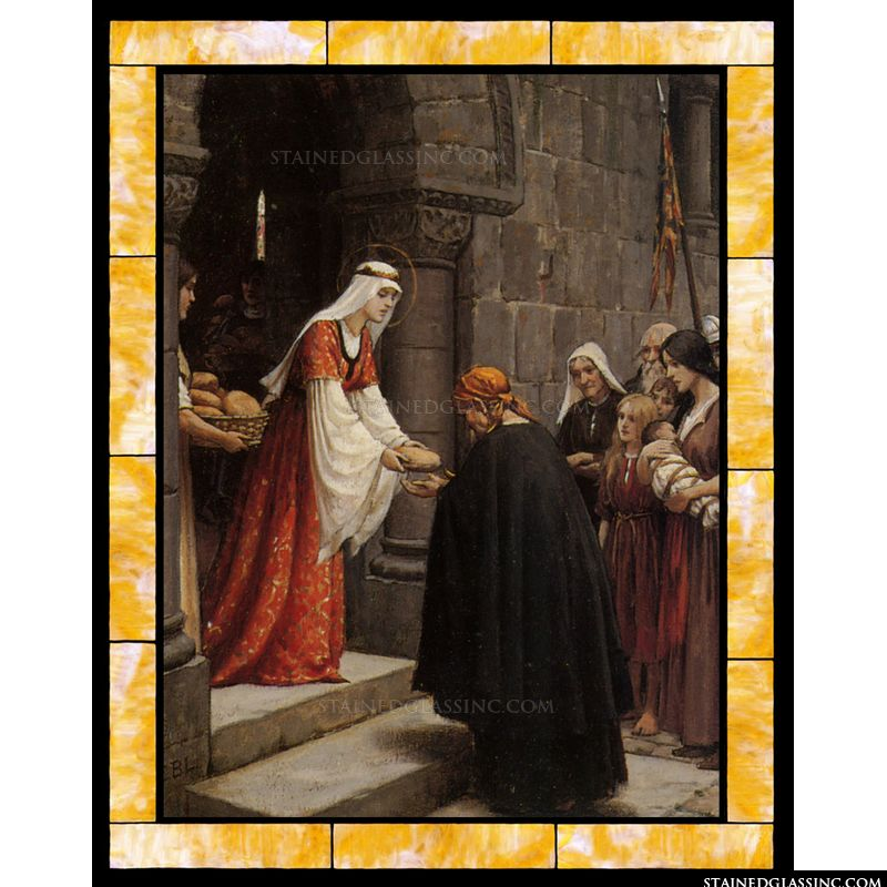The Charity of Saint Elizabeth of Hungary
