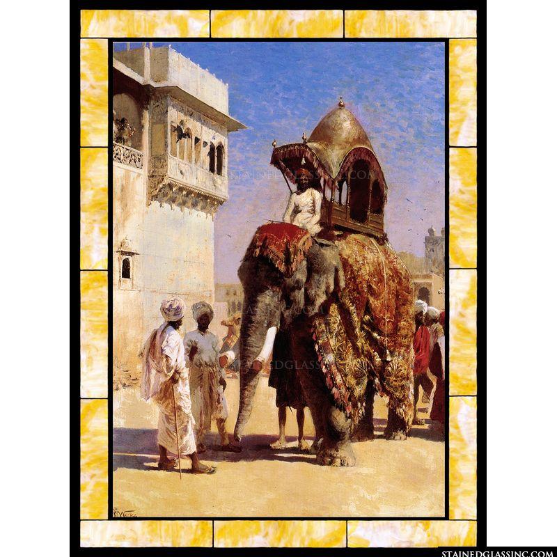 Moguls Elephant