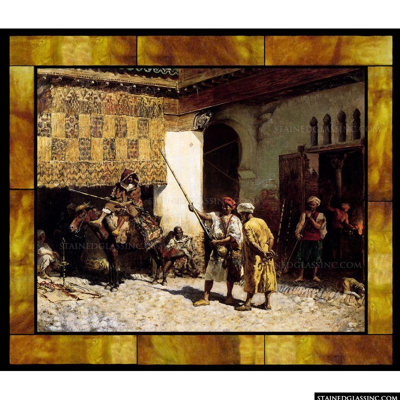 The Arab Gunsmith