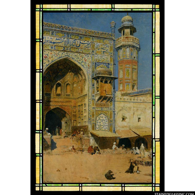 Jumma Musjed Lahore India