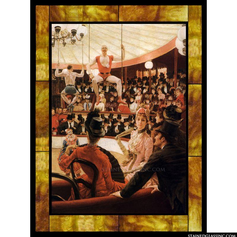 Women of Paris the Circus Lover