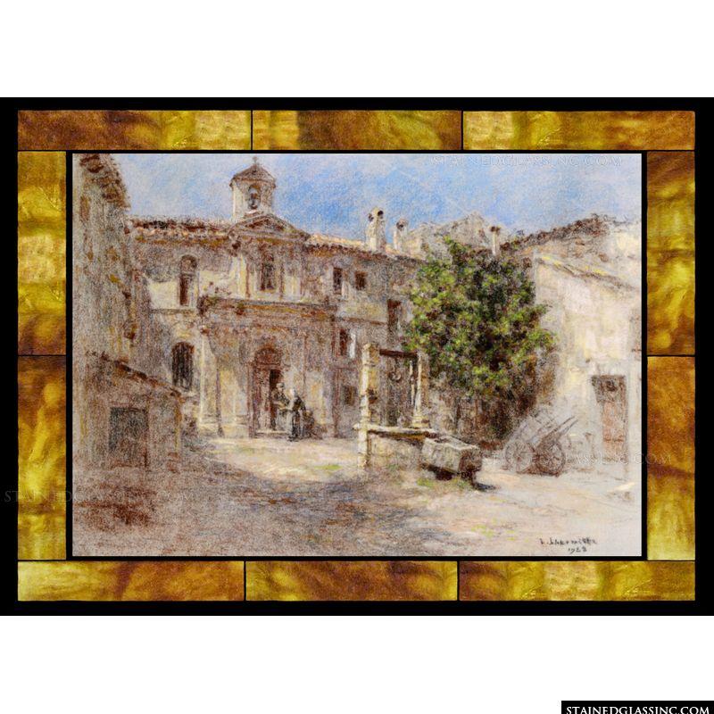 La Chapelle des Penitents Gris Avignon