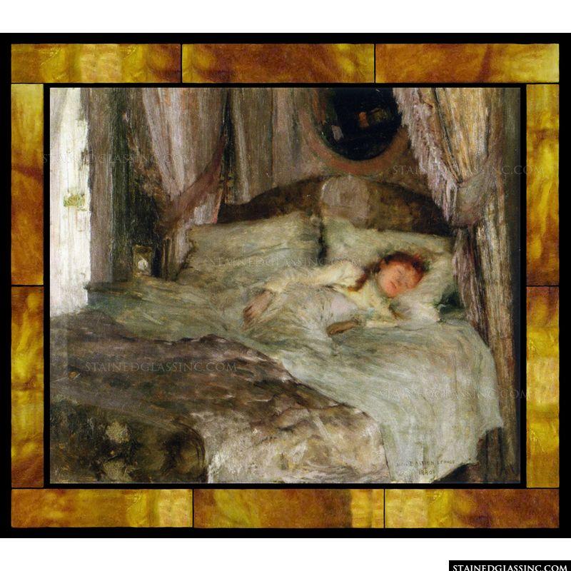 La Jeune Femme Endormie