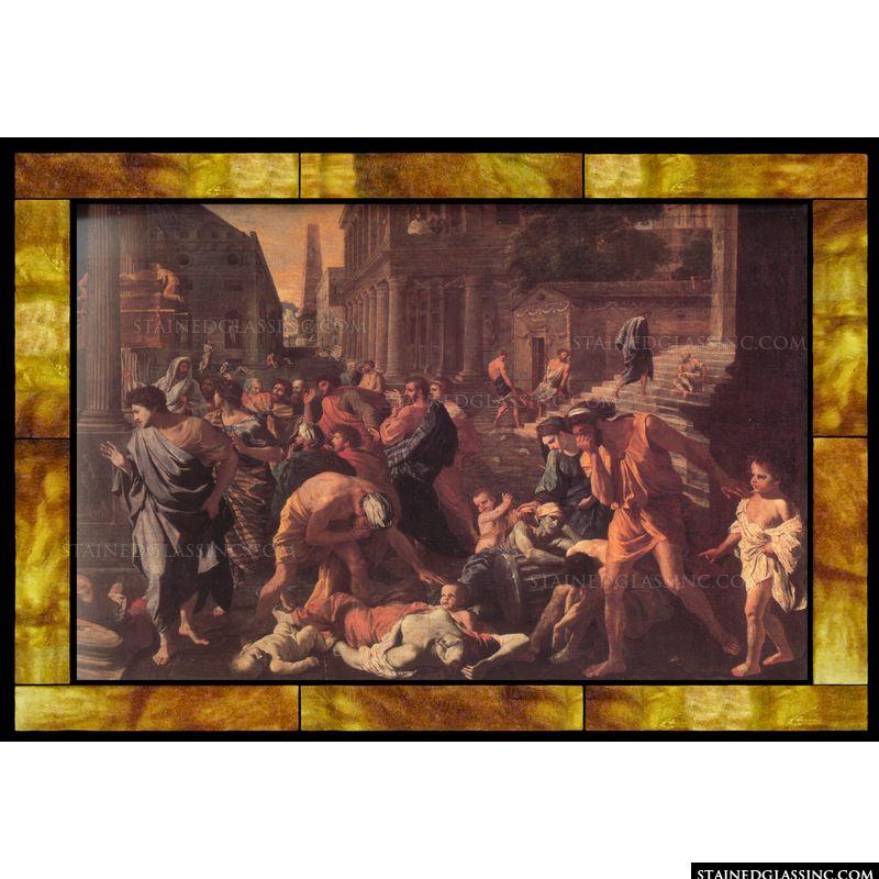 The Plague at Ashdod [Detail]