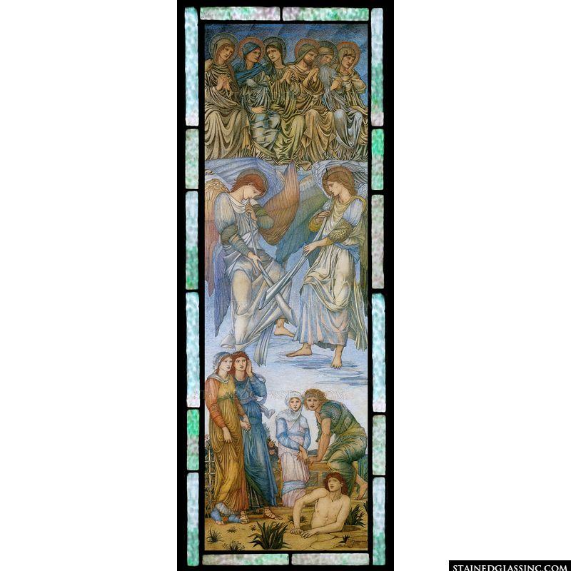 The Last Judgment [Panel 1]