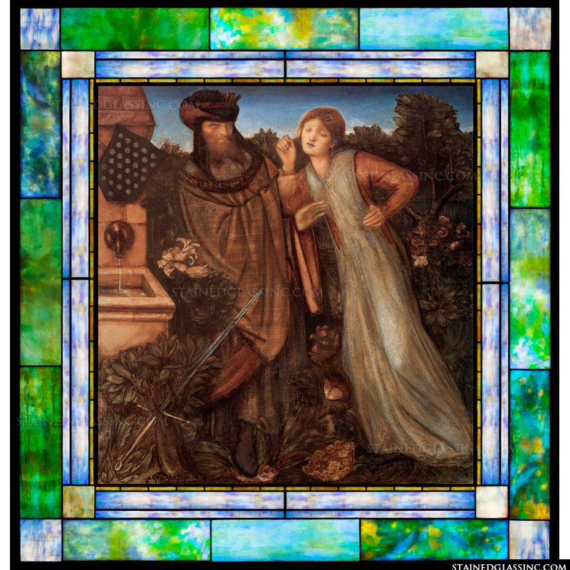 King Mark and La Belle Iseult
