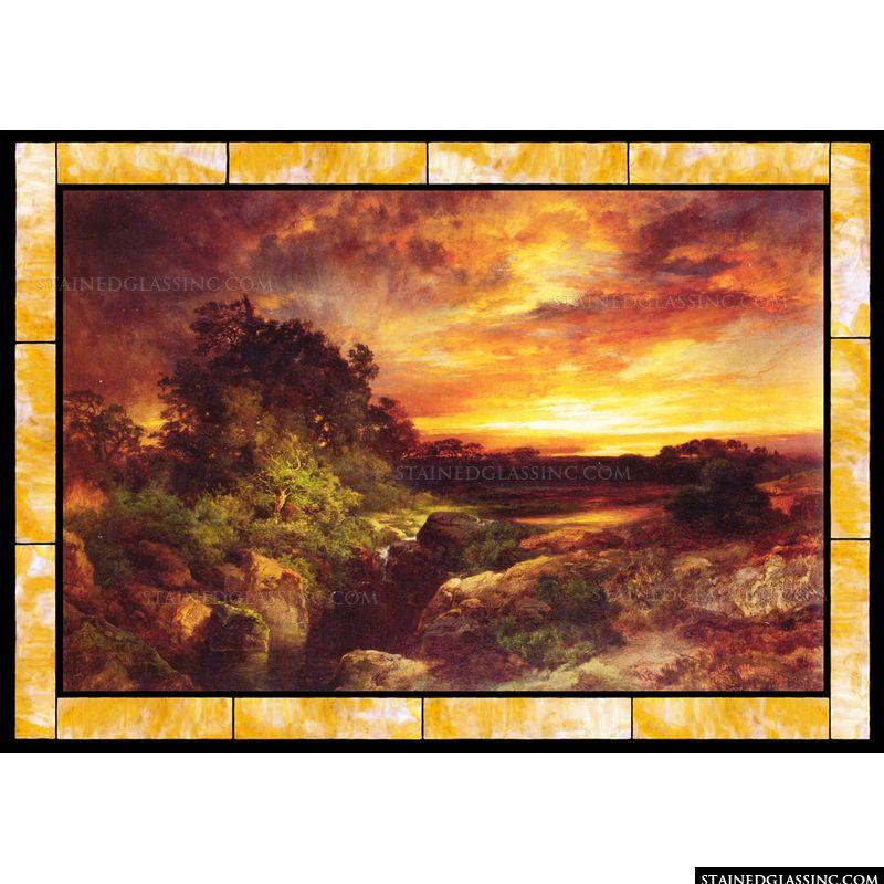 An Arizona Sunset near the Grand Canyon