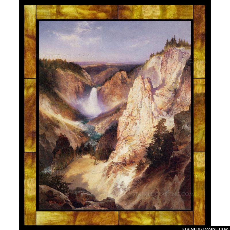 Great Falls of Yellowstone