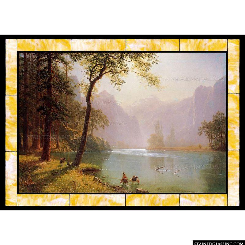 Kerns River Valley California