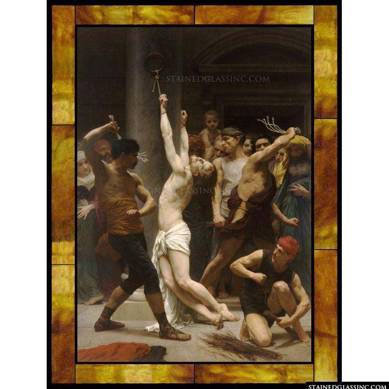 Flagellation de Notre Seigneur Jesus Christ