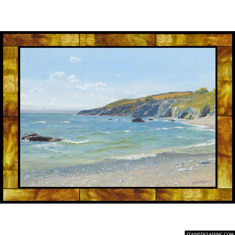 Perran Point Cornwall