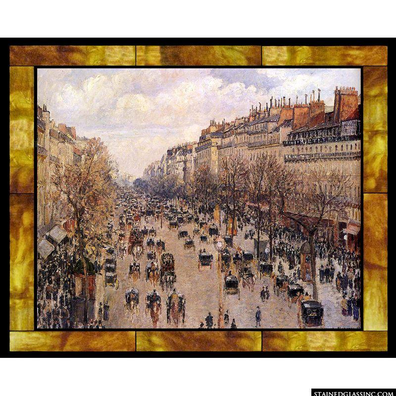 Boulevard Montmarte