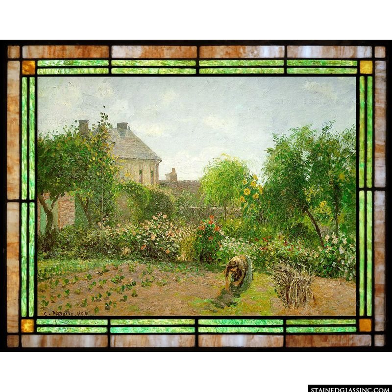 The Artists Garden at Eragny