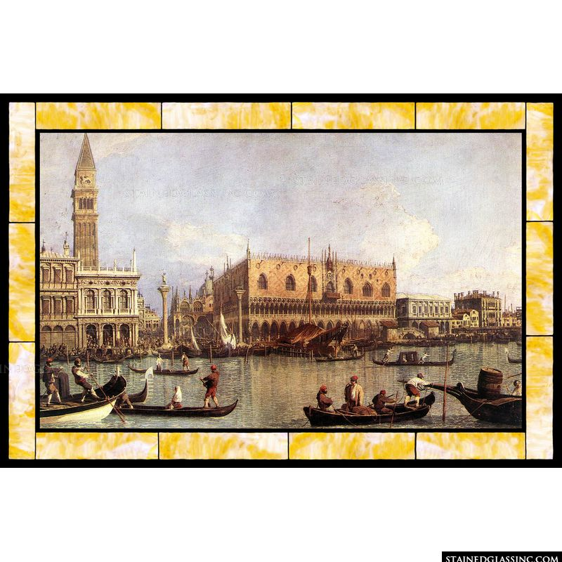 Palazzo Ducale and the Piazza Di San Marco